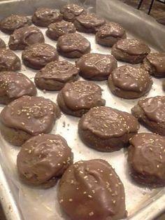 Chocolate Ricotta Cookies