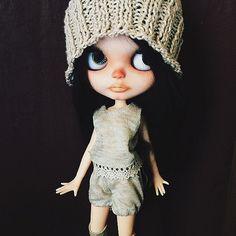 My latest girl here, need outfit:D#blyhe #customblythe #ooakblyhte #dakawaiidolls   Flickr - Photo Sharing!