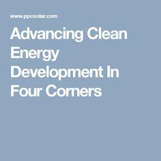 Advancing Clean Ener