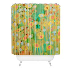 Stephanie Corfee Sundrops 2 Shower Curtain | DENY Designs Home Accessories