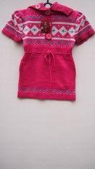 Sweter dziecięcy TE23 MIX 122-146