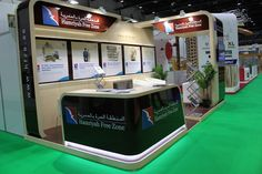 Exhibition stands and Joinery Works, Display stands