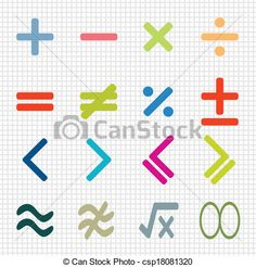 120 Happy Numbers Clipart, numbers clipart, children clipart ...