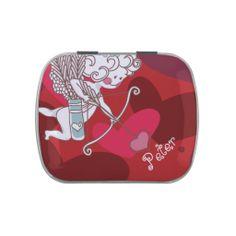 Lata Caramelos Jelly Belly Custom Name Frascos De Caramelos