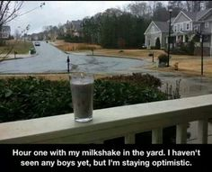My milkshake brings all the boys to the yard... maybe? : funny