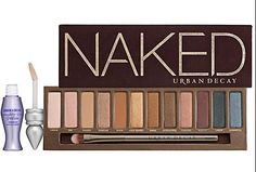 Urban Decay naked pallate. Fave eyeshaddow pallate ever!