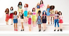 Barbie Is Now Available In 3 Different Body Types - mindbodygreen.com