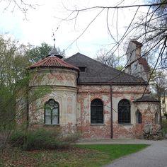 munich   germany   münchen   deutschland   schlosspark nymphenburg   magdalenklause