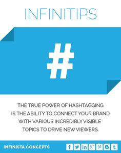 World of hashtag