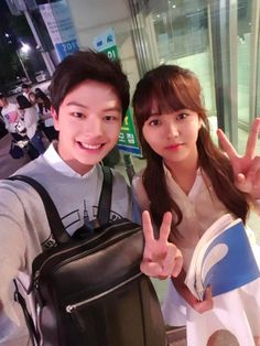 """Yook Sungjae Celebrates the Last Episode of """"Who Are You-School 2015″ With Cute Pics"""