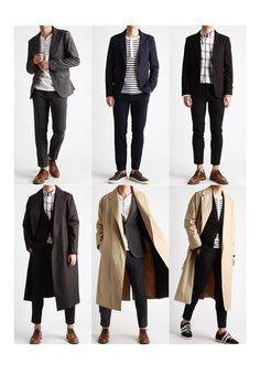 트위드 슬림라인 수트 자켓 블레이져-jacket25 - [존클락]30대 남자옷쇼핑몰, 깔끔한 캐쥬얼 데일리룩, 추천코디