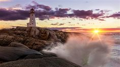 Read Coves, cliffs and lighthouses of Canada's epic east coast