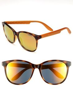 9bc8caec4c84ff Carrera Eyewear  5001  56mm Sunglasses available at  Nordstrom Sunglasses  Outlet, Oakley Sunglasses