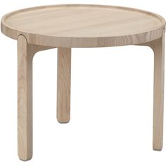 Skagerak - Indskud Tabletttisch 48 cm | Natur | nunido. Stool, Furniture, Home Decor, Wood, Nature, Homemade Home Decor, Stools, Home Furnishings, Chair