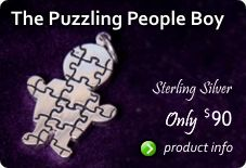The Puzzling Piece - It's not just Art, It's a Statement