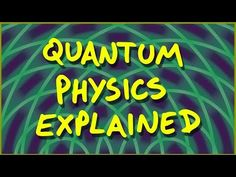If You Don't Understand Quantum Physics Try This! Electromechanical Engineering, Double Slit Experiment, Advanced Physics, Cox And Cox, Quantum Mechanics, Quantum Physics, Physicist, Spiritual Warfare, Dont Understand