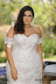 3cad9221d43 Plus size wedding gowns 2018 Wendy (4) Short Wedding Gowns