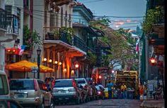 CIUDAD DE PANAMA, CASCO VIEJO   Casco Viejo, Panama City Panama Fast Rising Bohemian Community
