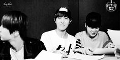 BTS ~ JHOPE...Lol the way he looks at you. XD
