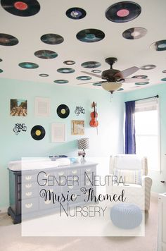 Amos S Music Themed Nursery Reveal Link Up