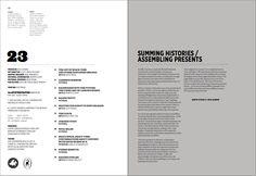 das superpaper magazine layout (#23)