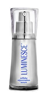 LUMINESCE™ cellular rejuvenation serum  This silky serum has the highest percentage of growth factor complex possible to encourage cell renewal. Use it twice daily after cleansing and as a primer for the daily moisturizing complex or advanced night repair. Its corrective properties make this the most popular product in the LUMINESCE line. http://www.skincaretipguide.jeunesseglobal.com/products.aspx?p=LUMINESCE