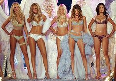 How to get a Victorias Secret Angel body