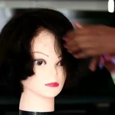 """Are you confused about how to make style with such a pixie wig❓ for one side long and one side short❓ Follow her short video 👇👇and see her own Transfer😜😜@vongai.mapho 😱😱 Come on to join the styling😄😄 More options click👉👉""""Pix"""" in my web @afsisterwig😊😊 Cheap Full Lace Wigs, Pixie Cut Wig, Blonde Braids, Hair Density, Wig Making, Human Hair Lace Wigs, Beauty Tutorials, Wigs For Black Women, Beautiful Long Hair"""