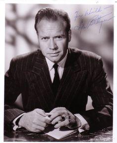Lyle Bettger - (1915-2003)