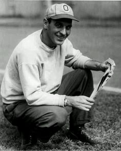 Paul Brown led the Buckeyes to their first national title in 1942.