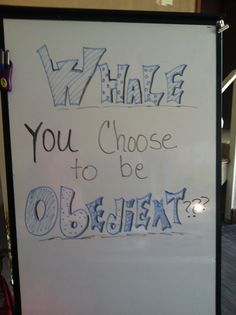Sign i made for our Sunday school lesson about Jonah and the whale!
