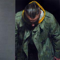 """Francois Bard , Artist : """" Le Grand Servidture"""" Galerie Olivier Waltman"""