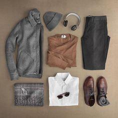 Upgrade your style 👇🏼 @stylishmanmag @shopthatgrid @thepacman82 📸