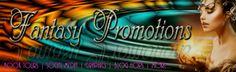In Spotlight with Fantasy Promotions. Spotlight, Promotion, Neon Signs, Tours, Fantasy, Sea, The Ocean, Fantasy Books, Ocean