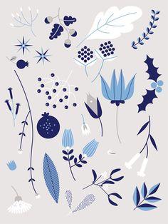 Schöner Wohnen florals | Karolin Schnoor