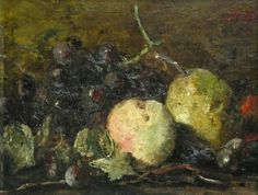 Sientje Mesdag-van Houten (1834 - 1909) Vruchten