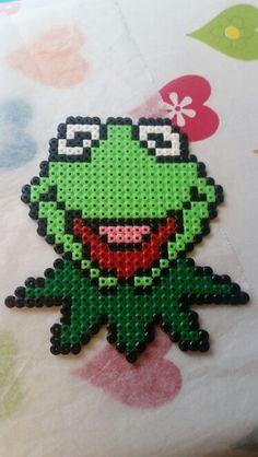 Kermit, lavet af Anders