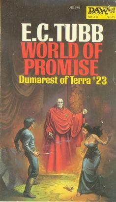 411 E.C. Tubb World of Promise Ken W. Kelly Nov-80 Dumarest #23
