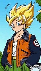 Goku ssj♡