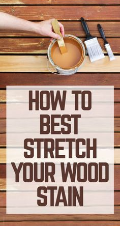 Wood Staining Techniques: How to turn that chunky old stain into a finish you can use. A client of mine dropped a large suitcase down her stairs and snapped a spindle on the railing. I was confident the spindle was a stock item at a home store, but I needed to match the stain and sheen perfectly or the new spindle would stick out like a sore thumb.