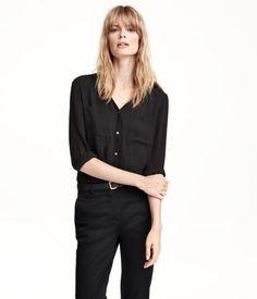 H&M V-neck Blouse $19.99