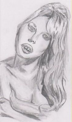 Brigitte Bardot Bad Fan Art, Fan Drawing, Celebrity Portraits, Brigitte Bardot, Star Trek, Hilarious, Celebrities, Drawings, Fans