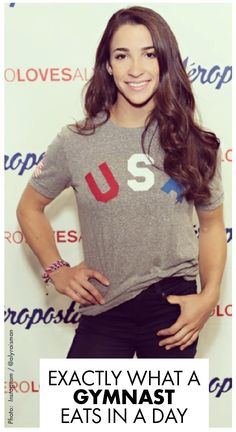 Aly Raisman Photos - Olympic medalist Aly Raisman takes part in a fan meet and greet during a promotion for Aeropostale's Seriously Stretchy Denim at Aeropostale on August 2016 in New York City. - Aly Raisman for Aeropostale Team Usa Gymnastics, Gymnastics Problems, Acrobatic Gymnastics, Olympic Gymnastics, Gymnastics History, Artistic Gymnastics, Olympic Champion, Olympic Team, Olympic Games