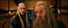 'You started this. You will forgive me if I finish it.' --Thranduil