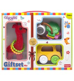 Funskool Gift Set Mini  Key Features of Funskool Gift Set Mini  FSIL : 9694300 EAN Code : 8901383969439 Brand : Funskool Skillset : Hand Eye Co-ordination, Motor Skills , Sound Recognition