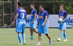 Empresário afirma que plano de Dagoberto é ficar no Cruzeiro em 2015 #globoesporte