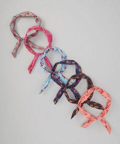 bfcac5ad99664 Expect Personality Navy Blue Rose Headband Set