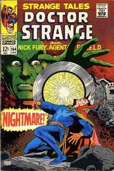 Stranger Tales #164 (Jan 1968)
