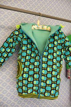lillesol & pelle Schnittmuster/ pattern: Herbstjacke