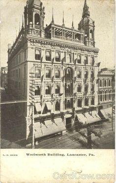 Woolworth Building Lancaster Pennsylvania